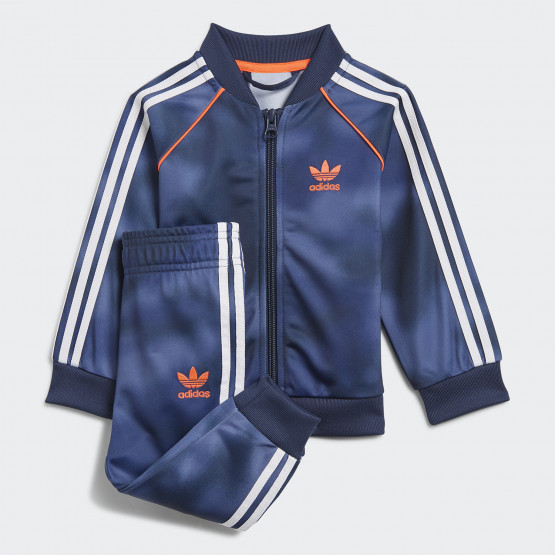 adidas Originals Allover Print Camo SST Toddlers' Track Suit