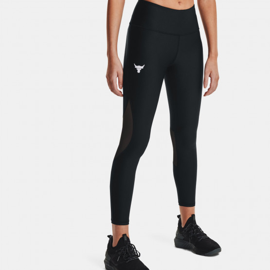 Under Armour Prοject Rock HeatGear Women's Leggings