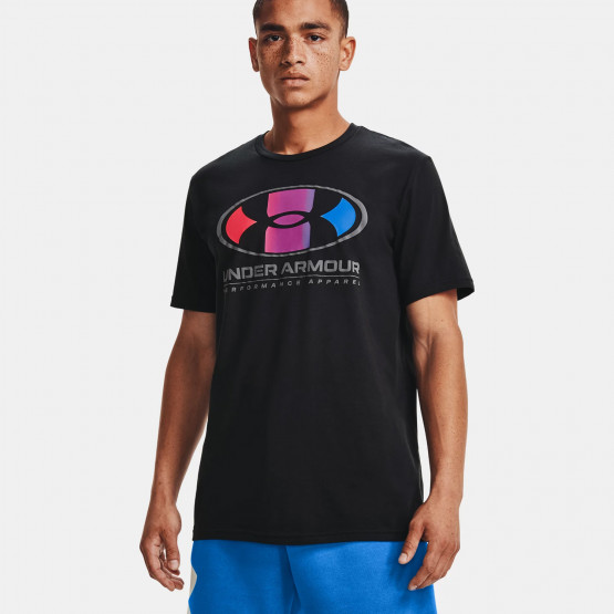Under Armour Multi Color Lockertag Men's T-shirt