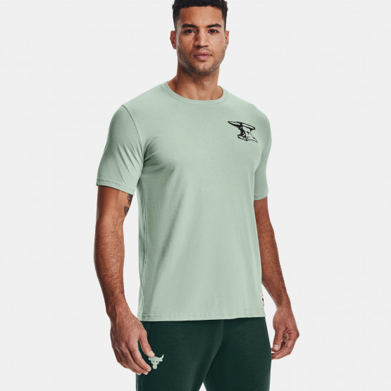 Under Armour Project Rock Wrecking Crew Ανδρικό T-shirt
