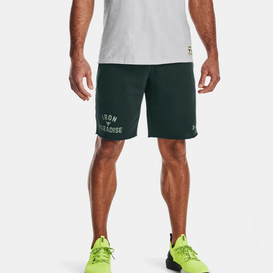 Under Armour Project Rock Terry Iron Men's Shorts