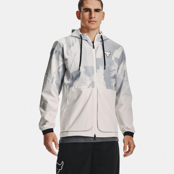 Under Armour Project Rock Legacy Wndbreaker Men's Jacket