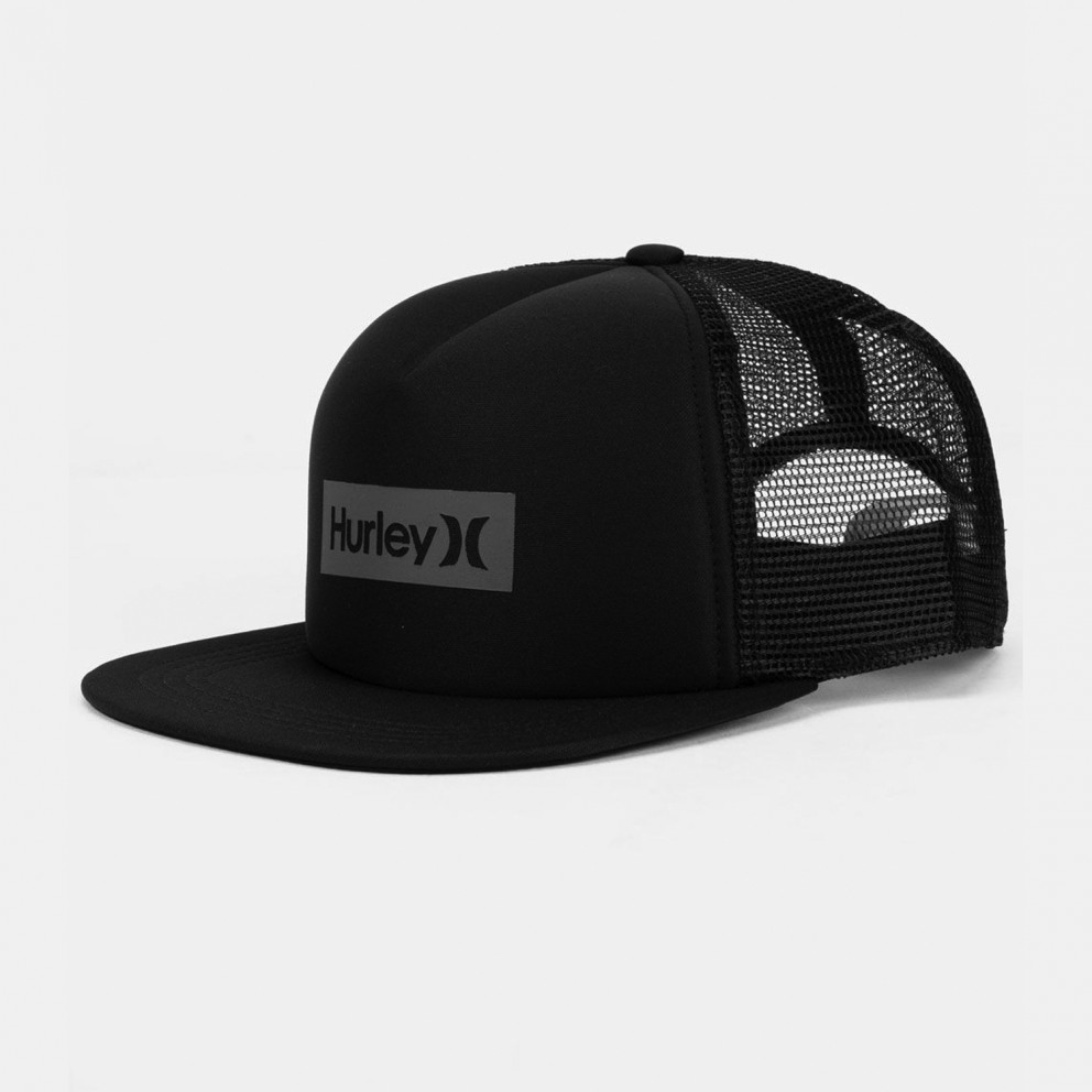Hurley M O&O Square Trucker Hat