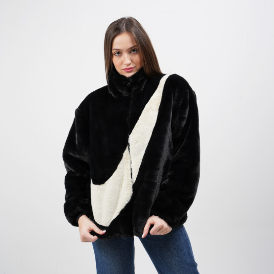 Nike Sportswear Faux Fur Women's Faux Fur Jacket