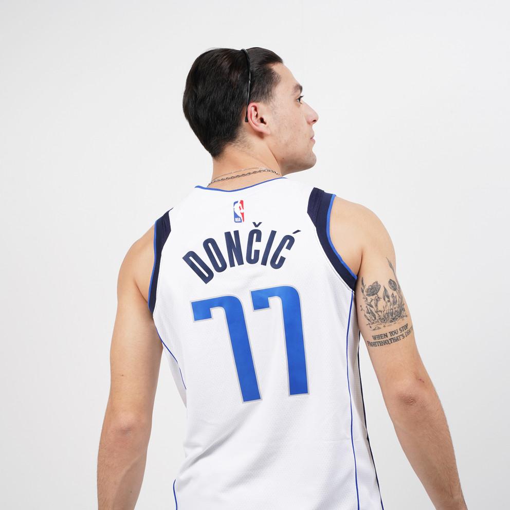 Nike NBA Luka Doncic Dallas Mavericks Icon Edition 2020 Men's Jersey