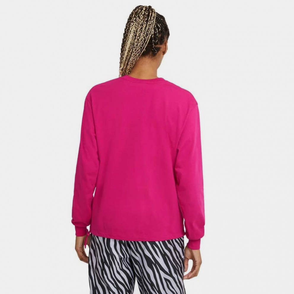 Nike Sportswear Icon Clash Crimson Bliss Women's Sweatshirt