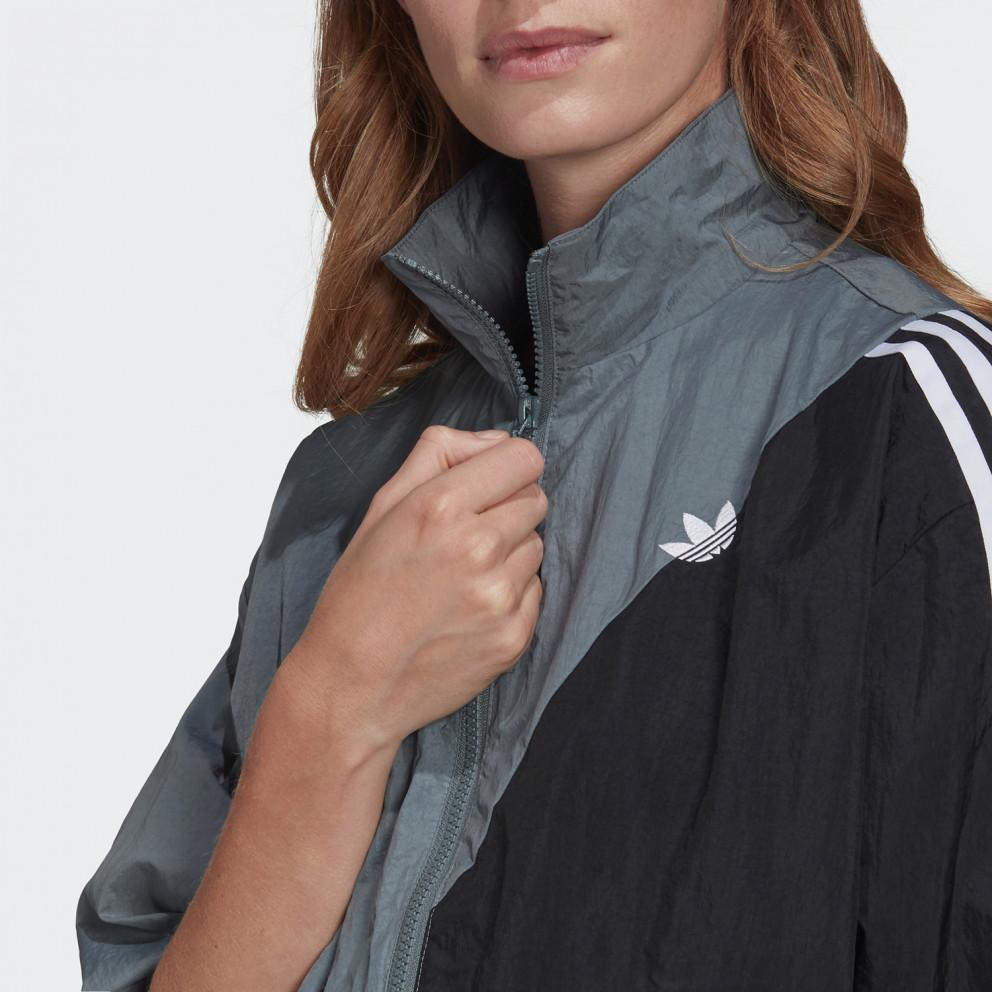 adidas Originals Adicolor Sliced Trefoil Women's Jacket