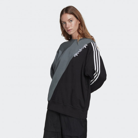 adidas Originals Adicolor Sliced Trefoil Women's Sweatshirt