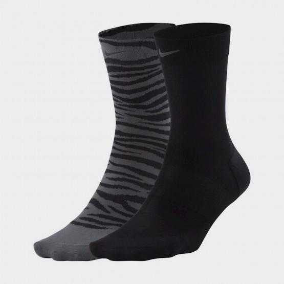 Nike Sheer Ankle Women's Socks 2-Pack