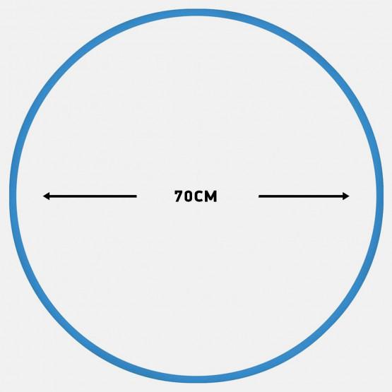 Amila Χούλα-Χουπ 70Cm - Φ19Mm - 280Gr, Μπλε