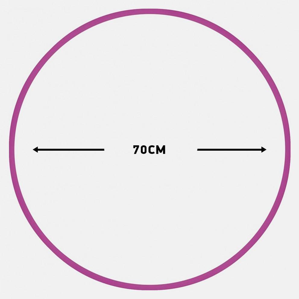 Amila Χούλα-Χουπ 70Cm - Φ19Mm - 280Gr, Φούξια