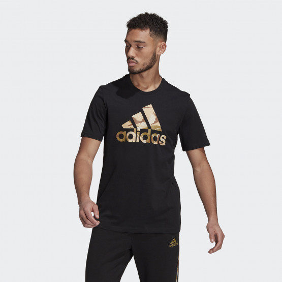 adidas Performance Essentials Camouflage Men's T-shirt