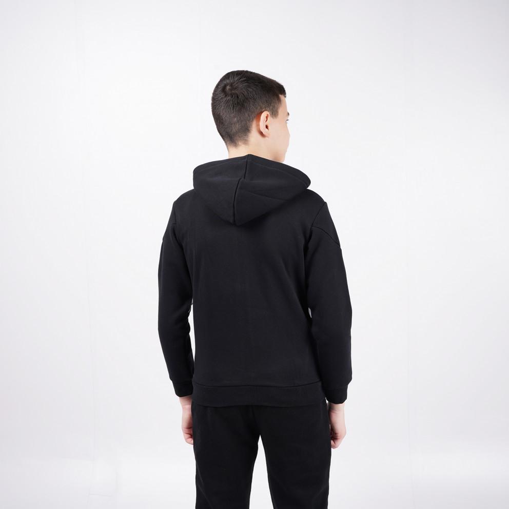 Puma Rebel Block Kids' Hooded Jacket