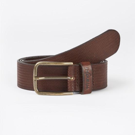 Wrangler Carved Men's Belt