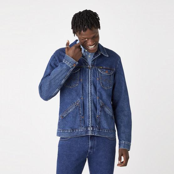 Wrangler The Hollowood Spoilt Brad Men's Denim Jacket
