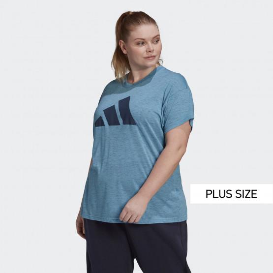 adidas Performance Plus Size Winners 2.0 Women's T-shirt