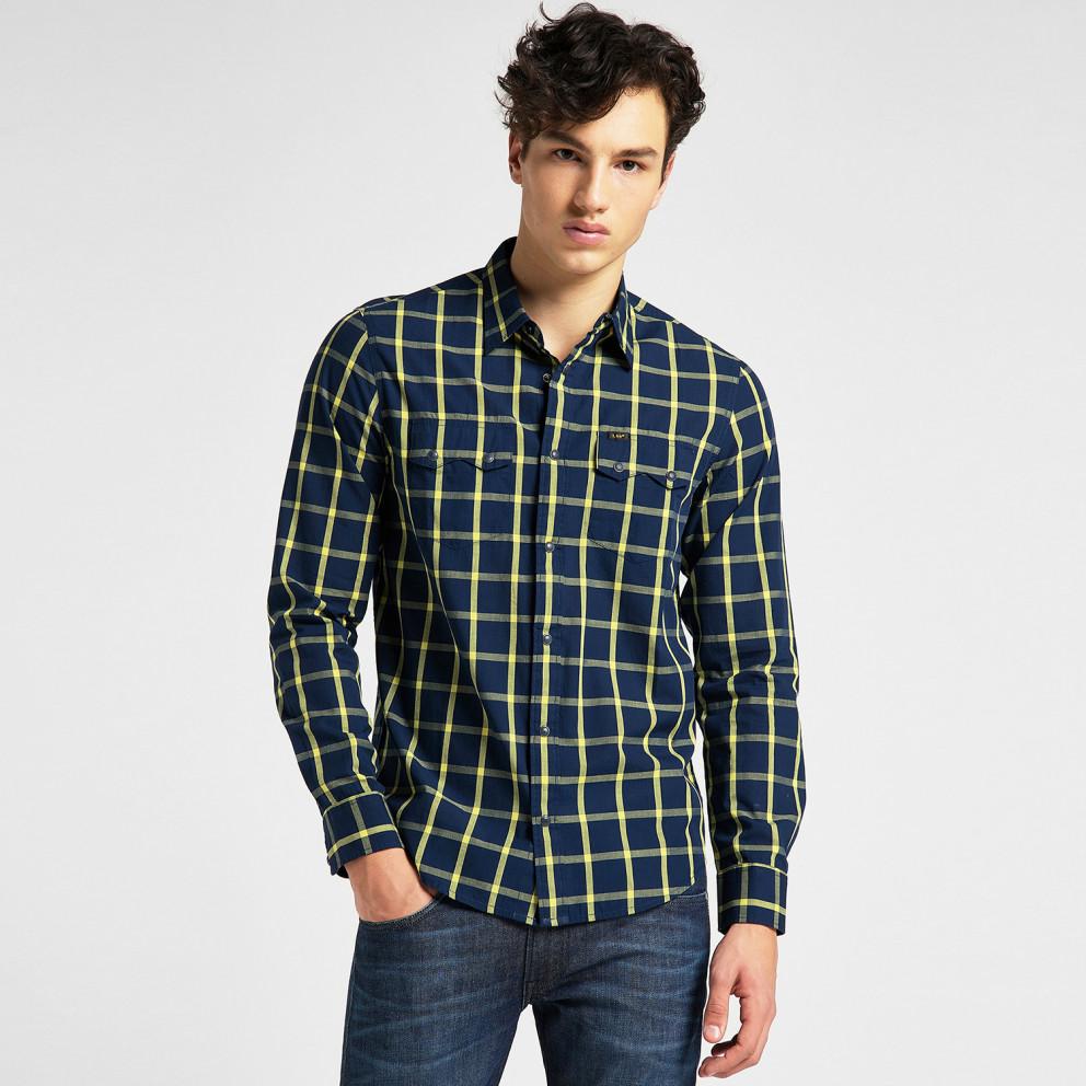 Lee Lee Rider Shirt Lemon