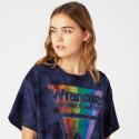 Wrangler Oversized Tee Women's T-shirt