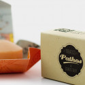Nivosoap Pathos Tobacco & Grapefruit Soap Bar