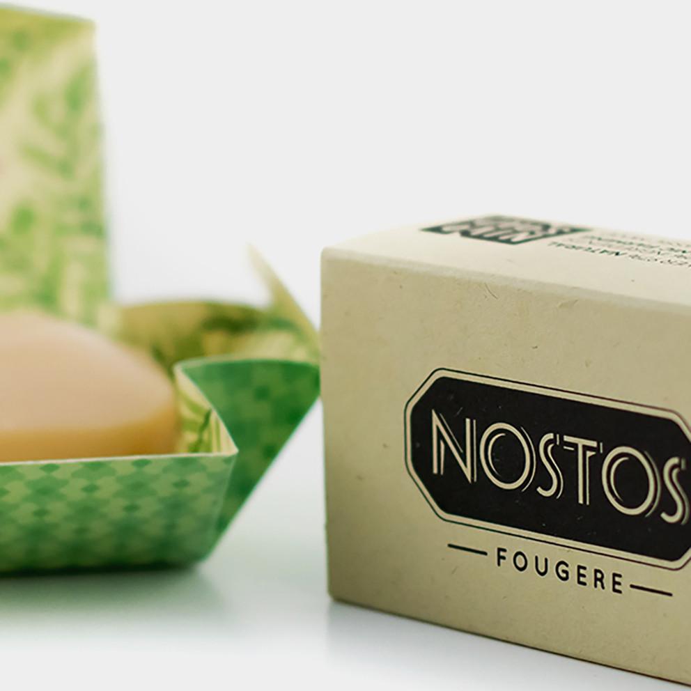 Nivosoap Nostos Σαπούνι από Ροζ Άργιλο & Ριζέλαιο