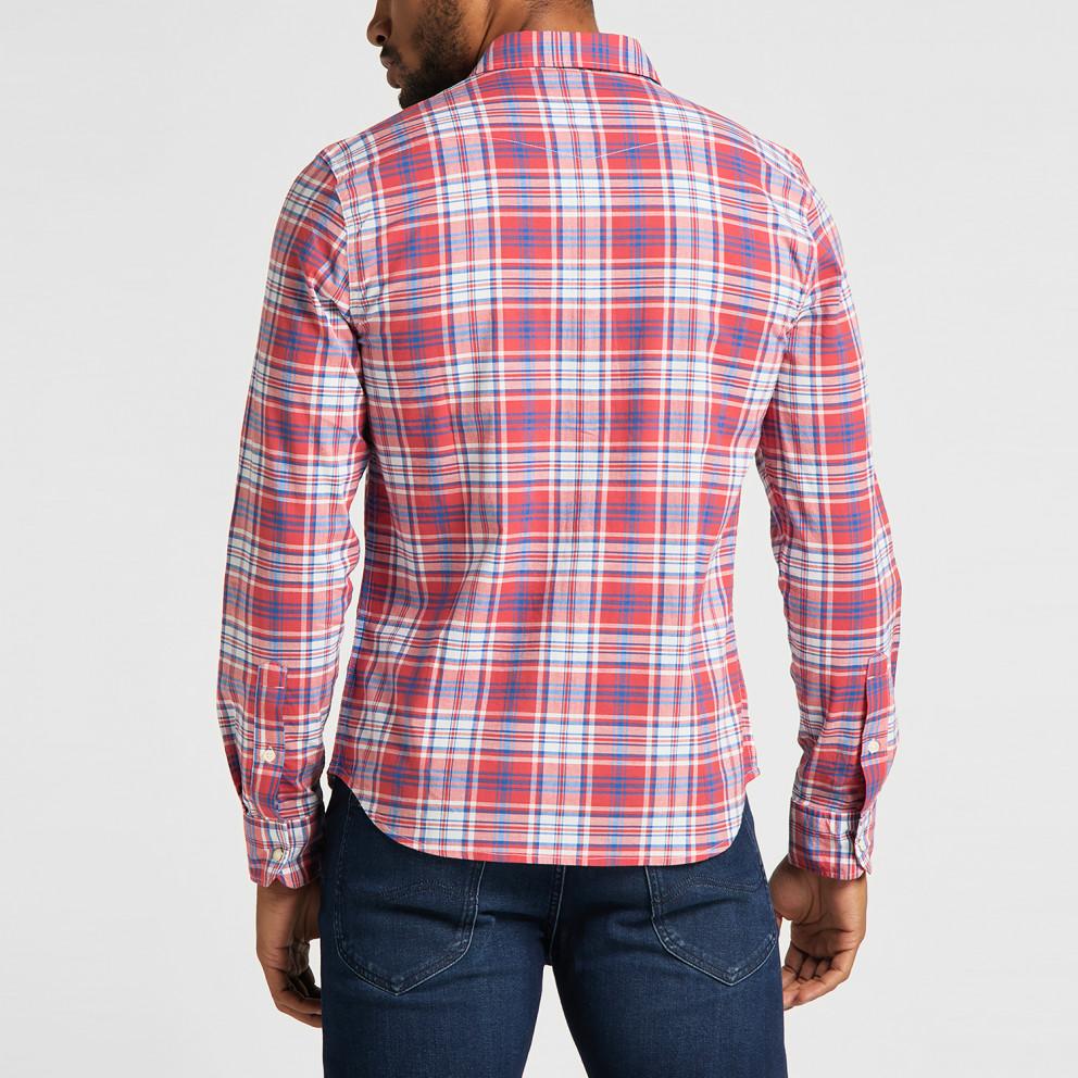 Lee Clean Western Men's  Shirt