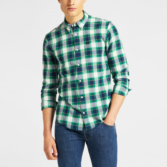 Lee Lee Button Down Fairway Men's Shirt