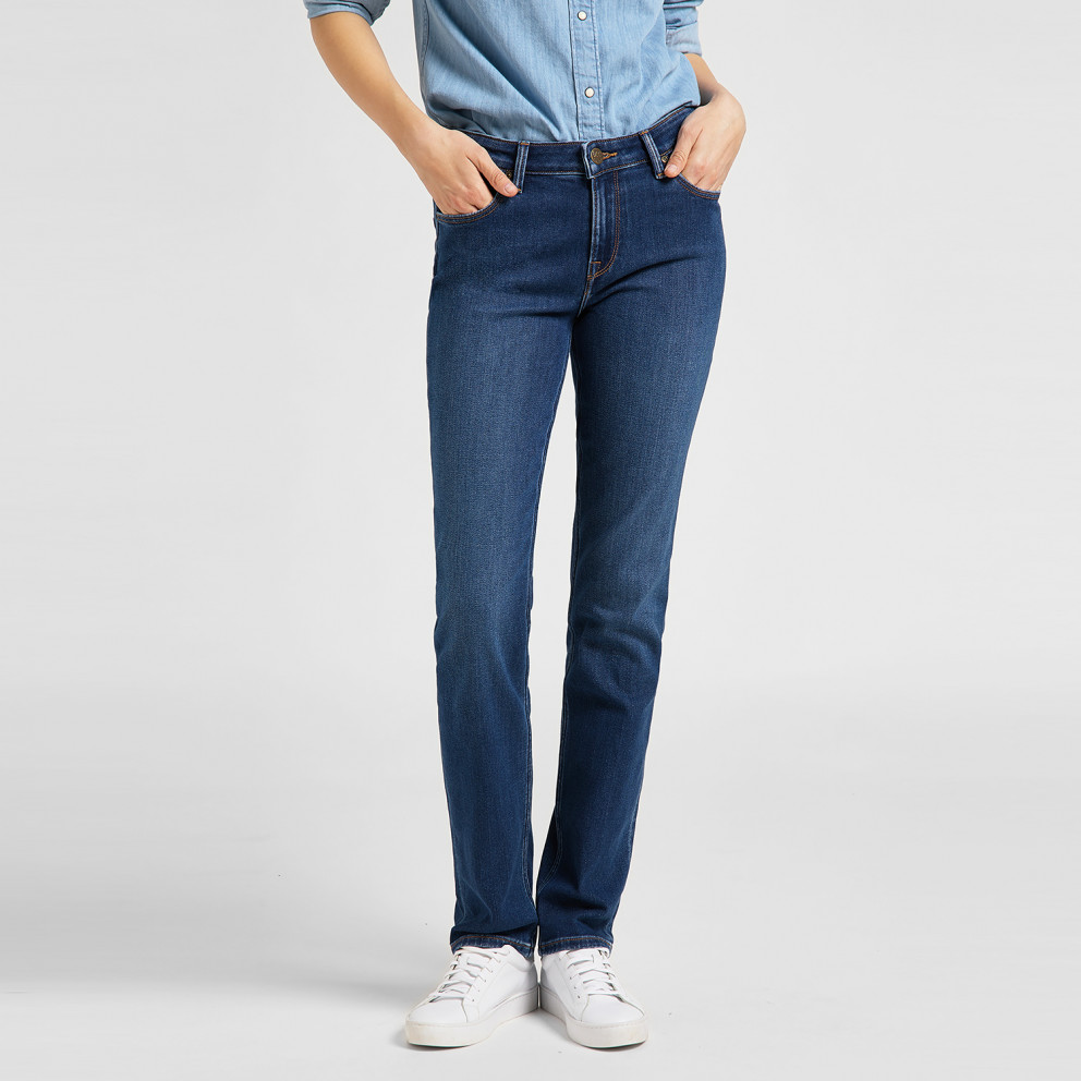 Lee Marion Straight Mid Woman's Jeans