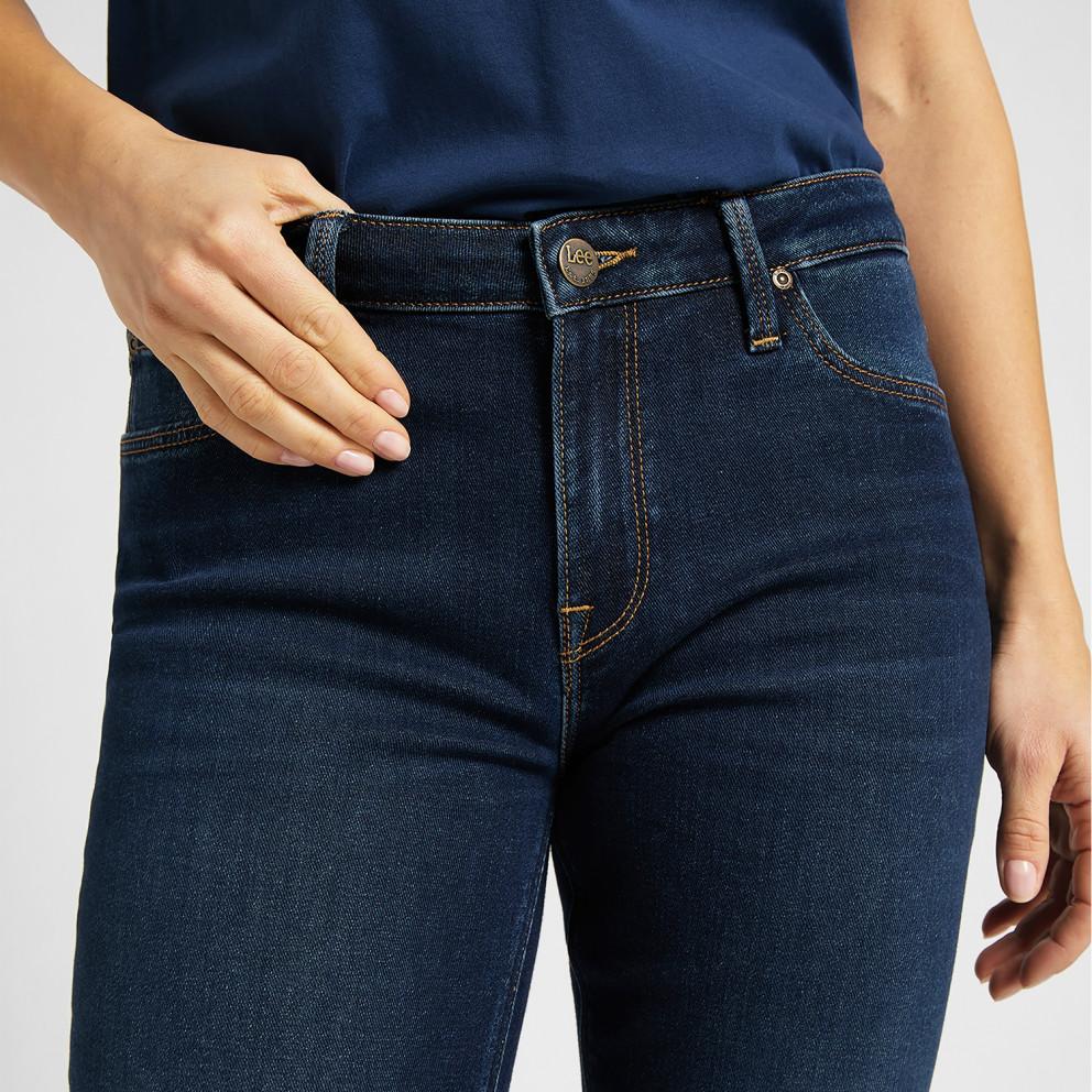 Lee Elly Mid Worn Woman's Jeans