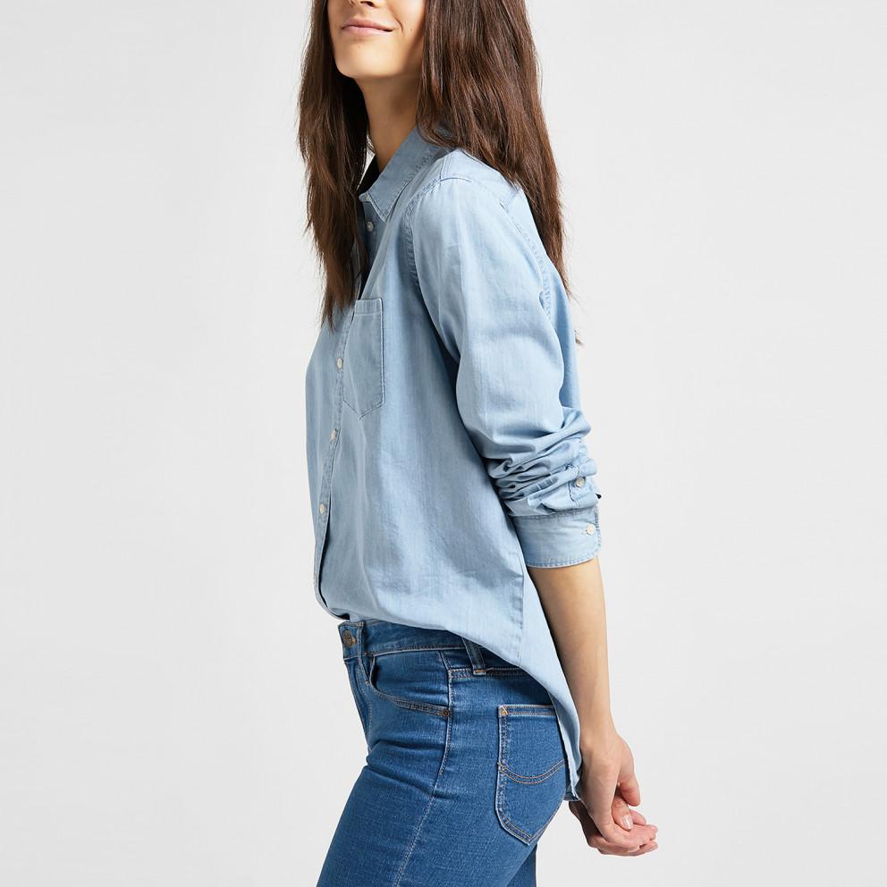 Lee One Pocket Γυναικείο Πουκάμισο