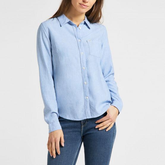 Lee Regular Piscine Women's Shirt