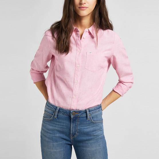 Lee Regular Cherry Blossom Women's Shirt