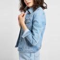 Lee Rider Jacket Γυναικείο Denim Μπουφάν