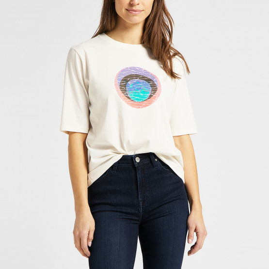 Lee Half Graphic Women's T-Shirt