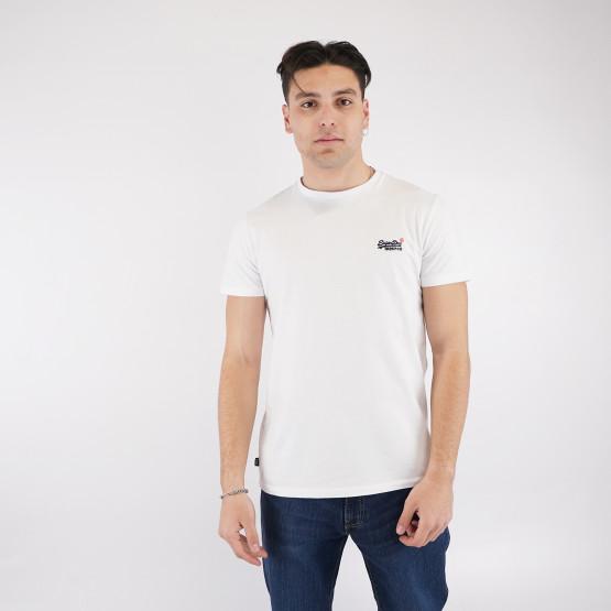 Superdry Organic Cotton Vintage Ανδρικό T-shirt