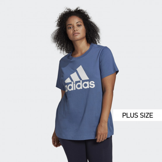 adidas Performance Badge of Sport Plus Size Women's T-shirt