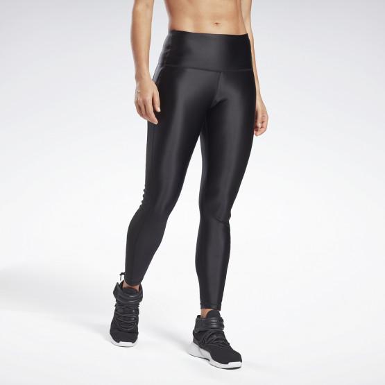Reebok Sport Shiny High-Rise Women's Leggings