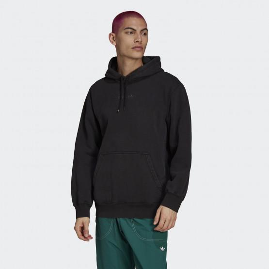 adidas Originals Dyed Ανδρική Μπλούζα με Κουκούλα