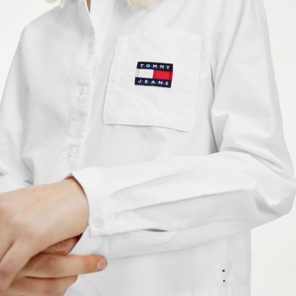 Tommy Jeans Tjw Badge Pocket Shirt