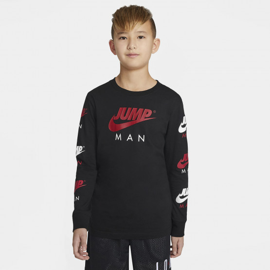 Jordan Jdb Jumpman Triple Threat Kid's Sweatshirt
