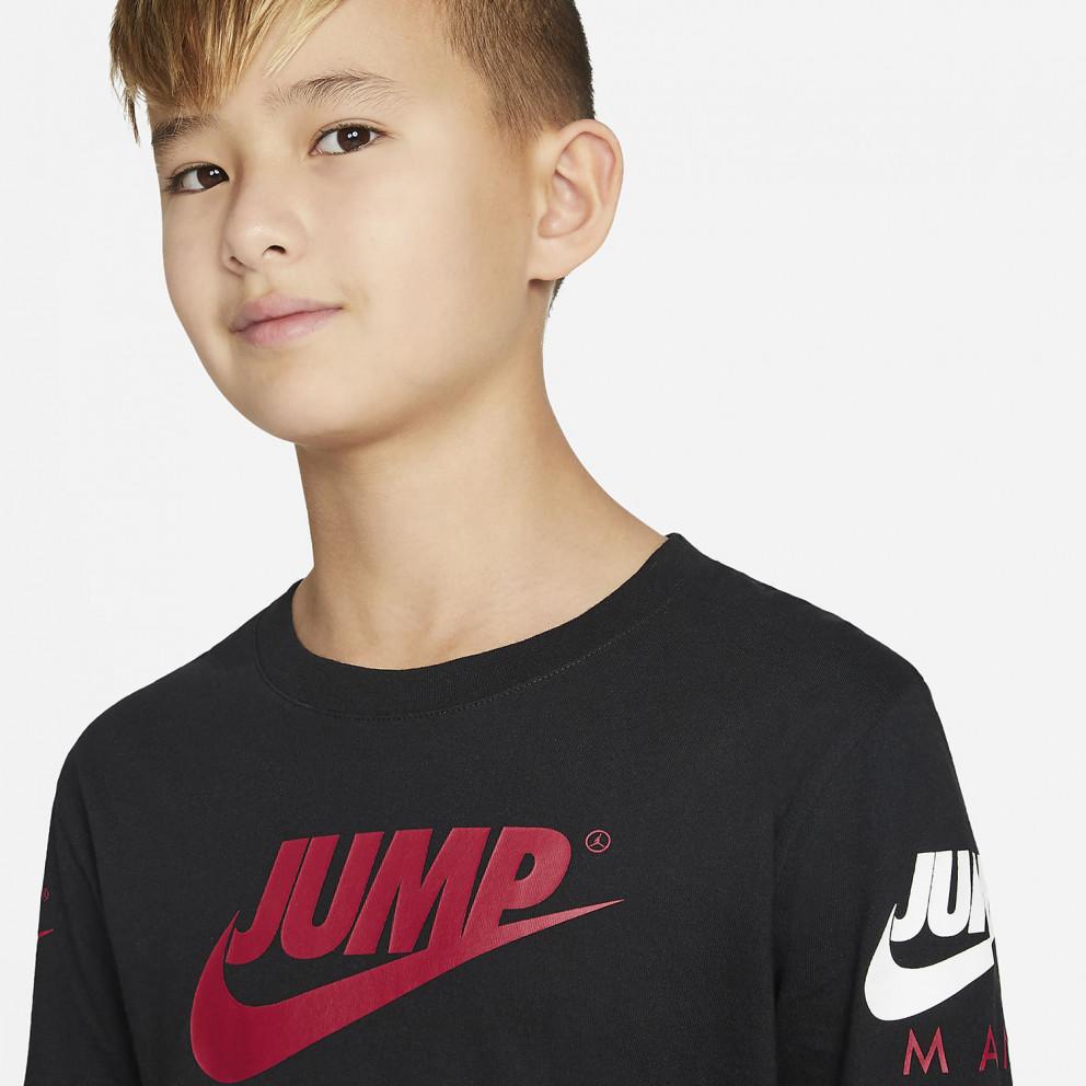 Jordan JDB  Jumpman Air Παιδικό Φούτερ