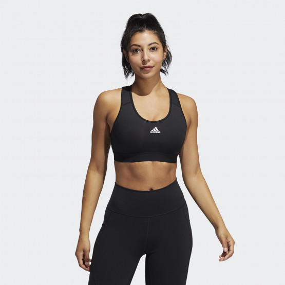 adidas Believe This Lace- Up Women's Bra
