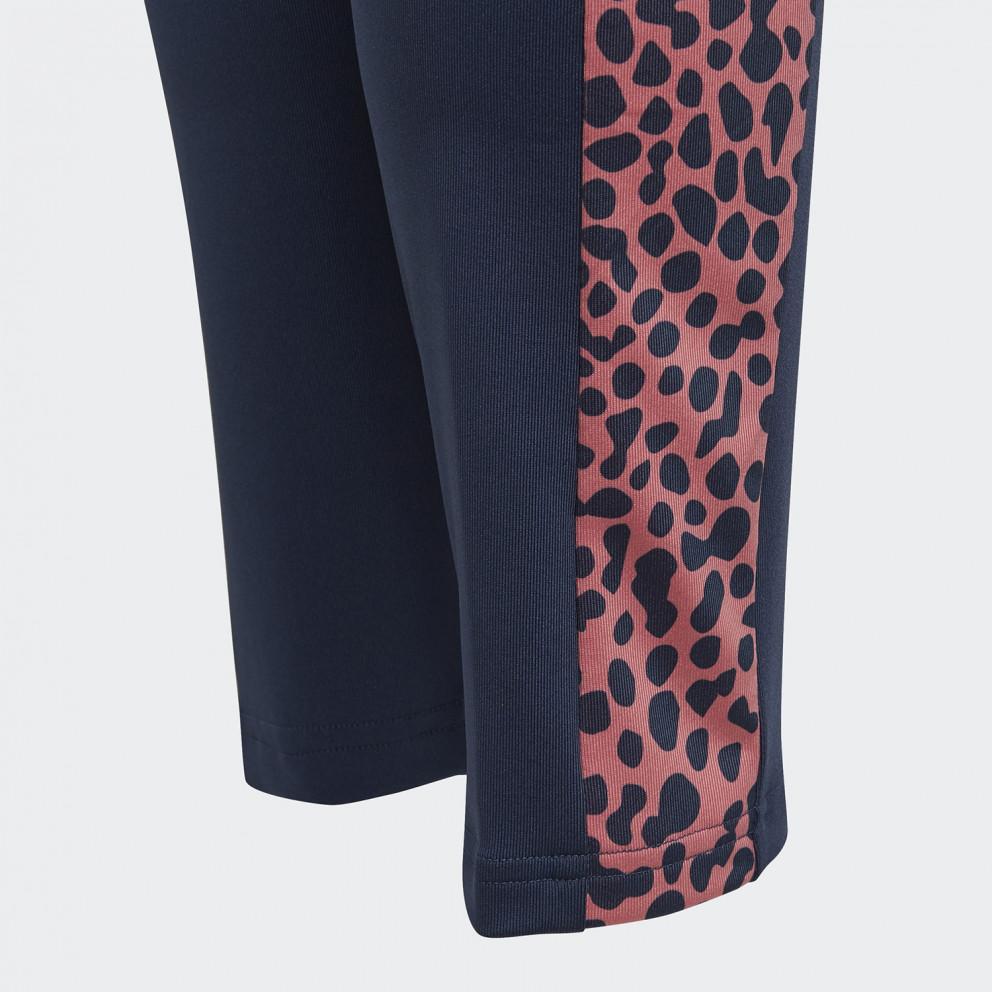 adidas Performance Leopard Παιδικό Κολάν