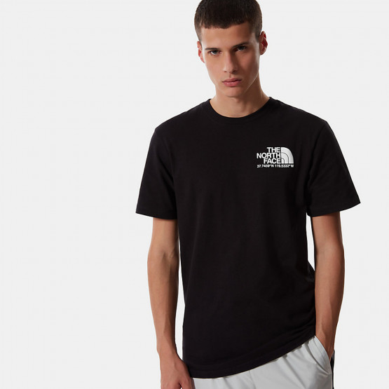 The North Face Coordinates Ανδρικό T-Shirt