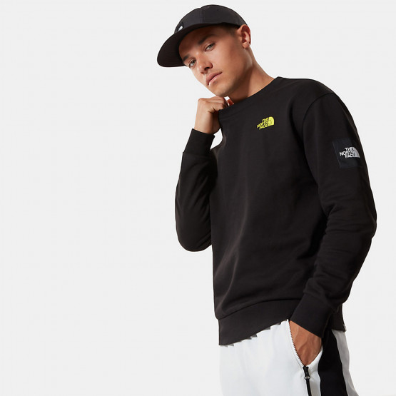 THE NORTH FACE Box Crew Men's Fleece Sweatshirt