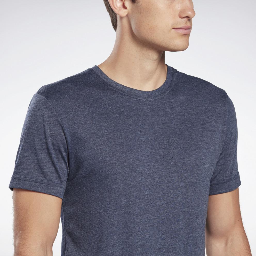 Reebok Sport Gb Triblend Ανδρικό T-shirt