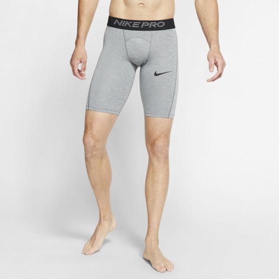 Nike Pro Ανδρικό Μακρύ Σορτς Για Τρέξιμο