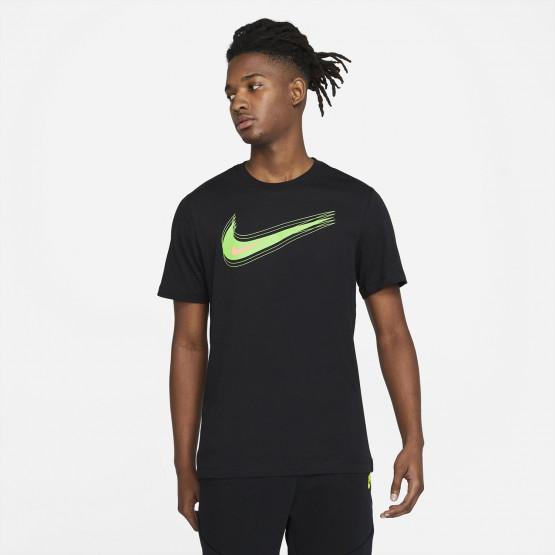 Nike Sportswear Swoosh 12 Month Ανδρικό T-shirt