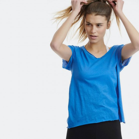 BodyTalk V-Neck Γυναικείο T-Shirt