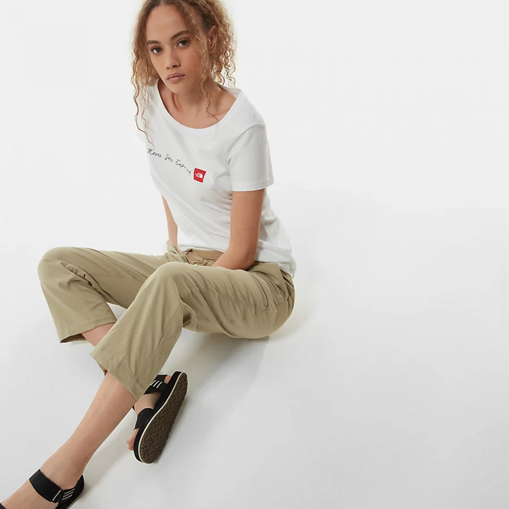 The North Face  Never Stop Exploring Women's T-shirt