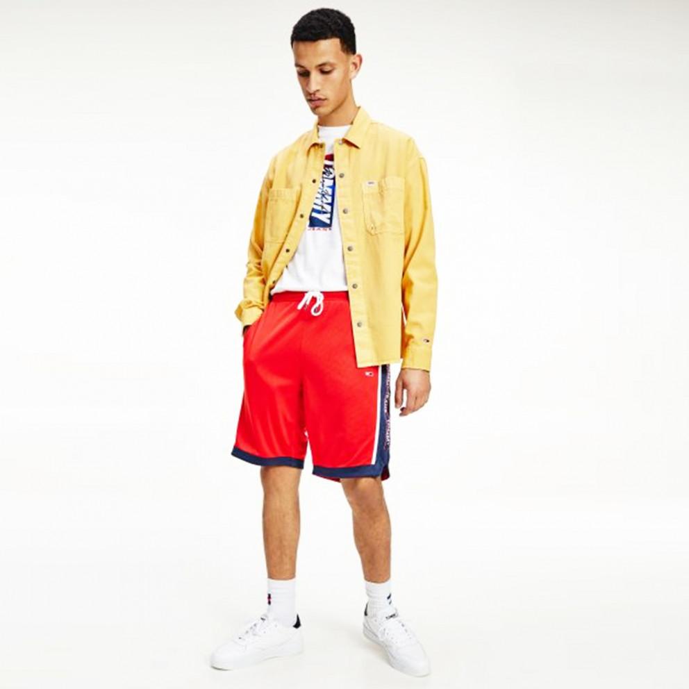 Tommy Jeans Tjm Mesh Basketball Short